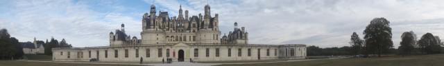 샹보르 성(Château de Chambord)