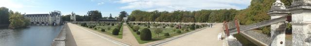 샤또 드 쉬농소(château de Chenonceau)